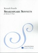 Shakespeare Sonnets : For Baritone and Piano (2001-2002).