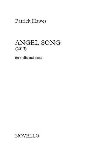 Angel Song : For Violin and Piano (2013).