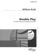 Double Play : For Violin, Piano and Chamber Orchestra (1982).