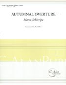 Autumnal Overture : For Solo Marimba.
