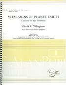 Vital Signs Of Planet Earth : Concerto For Bass Trombone / Piano reduction by Nathan Daughtrey.
