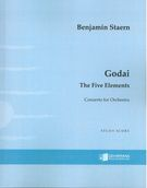 Godai - The Five Elements : Concerto For Orchestra (2012-13).