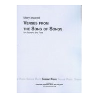 Verses From The Song of Songs : For Soprano and Flute (1983).