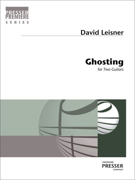 Ghosting : For Two Guitars (2013).