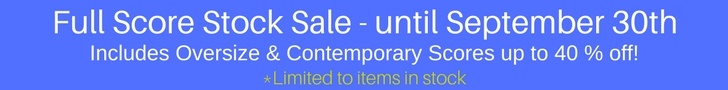 Full Score Sale
