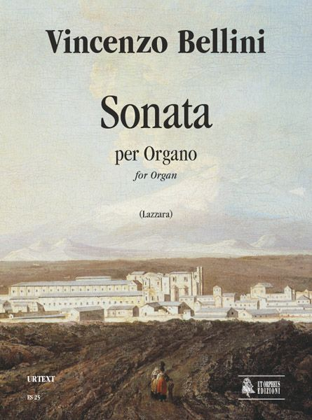 Sonata : For Organ / edited by Marco Lazzara.