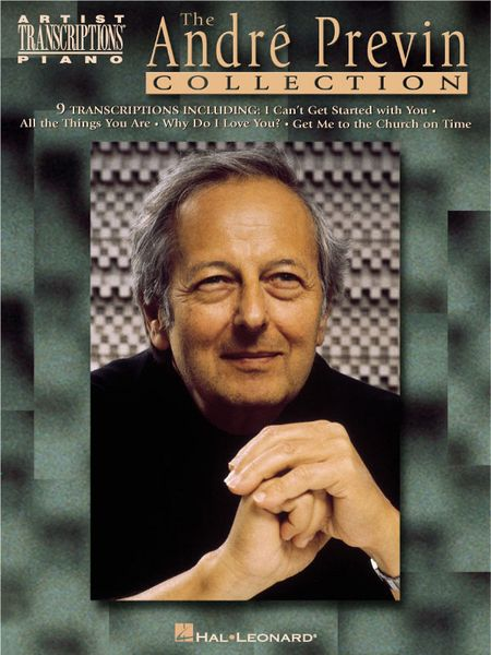 Andre Previn Collection : For Piano Solo.