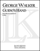 Guido's Hand : Five Pieces For Piano.