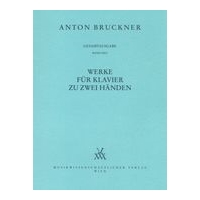 Works For Piano With Two Hands (1850-1869) / edited by Walburga Litschauer.