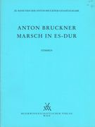 Marsch In E-Flat Major : For Wind Band (1865) / edited by Rüdiger Bornhöft.
