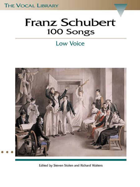 100 Songs : For Low Voice / edited by Steven Stolen and Richard Walters.