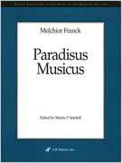 Paradisus Musicus / edited by Martin P. Setchell.
