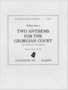 Two Anthems For The Georgian Court, Part 1 : The Souls Of The Righteous.