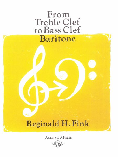 From Treble Clef To Bass Clef : Baritone.