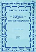 Sonata : For Tuba and String Quartet (B.C. In C).
