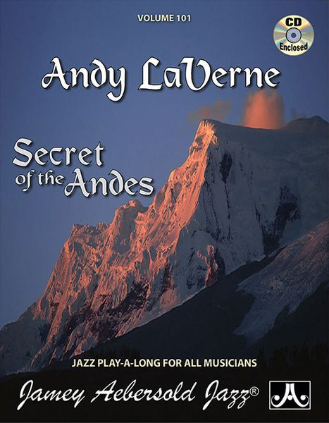 Andy Laverne : Secret Of The Andes.