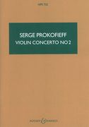 Concerto No. 2 In G Minor, Op. 63 : For Violin and Orchestra.