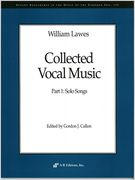 Collected Vocal Music, Part 1 : Solo Songs.