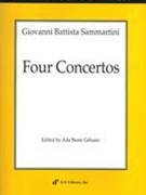 Four Concertos / edited by Ada Beate Gehann.