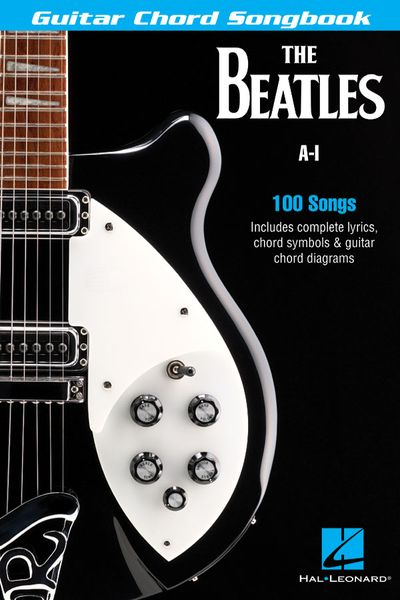 Beatles Guitar Chord Songbook A To I.
