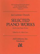 Selected Piano Works, Vol. 2.