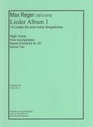 14 Lieder Album I (German) : For High Voice / edited by Jugendlieder.
