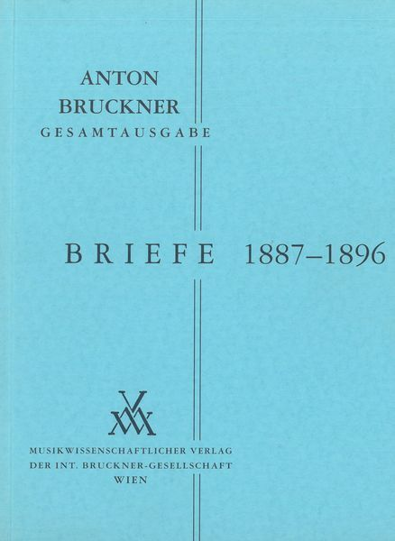 Briefe, Band 2 : 1887-1896 / edited by Andrea Harrandt and Otto Schneider.