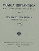 No Song, No Supper.