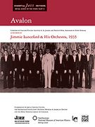Avalon : Adapted by Al Jolson and Vincent Rose / As Recorded by Jimmie Lunceford and His Orchestra.
