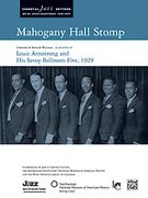 Mahogany Hall Stomp : As Recorded by Louis Armstrong and His Savoy Ballroom Five, 1929.