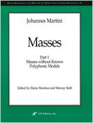 Masses Without Known Polyphonic Models.