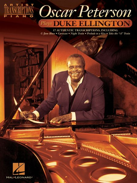 Oscar Peterson Plays Duke Ellington.