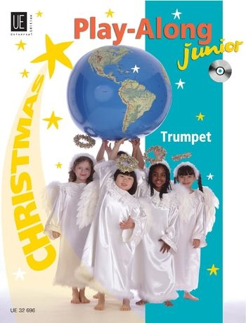 Christmas Play-Along Junior : For Trumpet / arranged by Richard Graf.