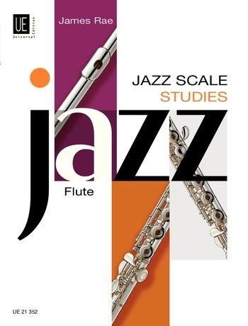 Jazz Scale Studies : For Flute.