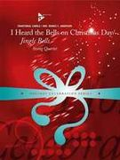 I Heard The Bells On Christmas Day/Jingle Bells : For String Quartet / arr. by Dennis Anderson.