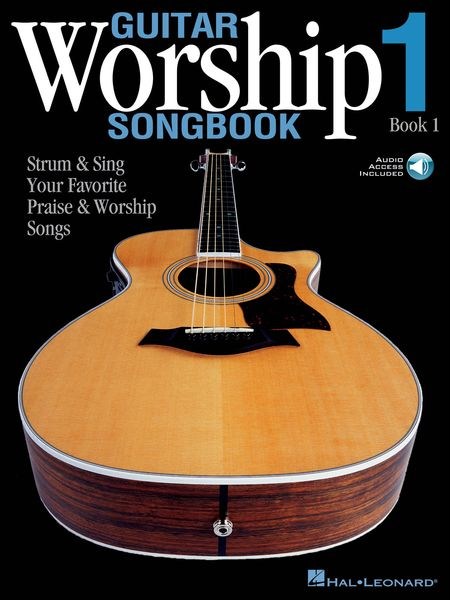 Guitar Worship Songbook, Book 1.