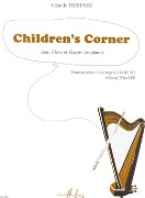 Children's Corner : arranged For Flute and Harp (Or Piano) by Georges Lambert and Jung Wha Lee.