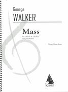 Mass : For Soloists, Chorus And Orchestra (1977) - Piano Reduction.