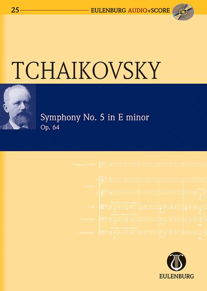 Symphony No. 5 In E Minor, Op. 64 / edited by Richard Clarke.