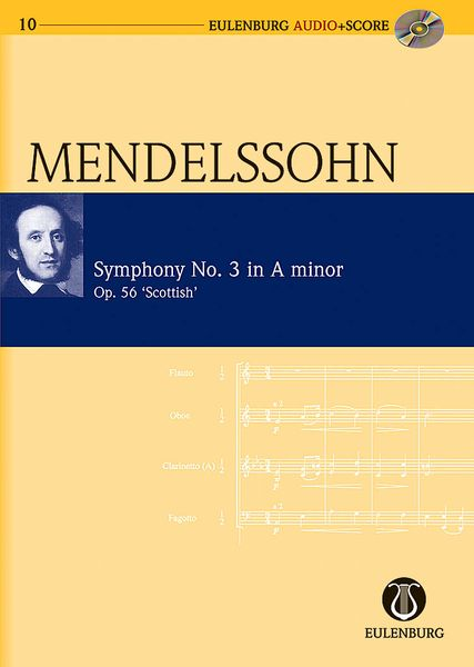 Symphony No. 3 In A Minor, Op. 56 (Scottish) / edited by Boris von Haken and Martin Roddewig.