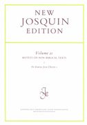 Motets On Non-Biblical Texts I : De Domino Jesu Christo I / Edited By Bonnie J. Blackburn.