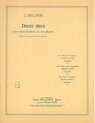 Twelve Duos For Oboes, Vol. 3.