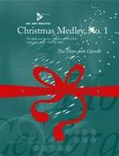 Christmas Medley No. 1 : For Two Flutes and Clarinet / arranged by Andy Middleton.