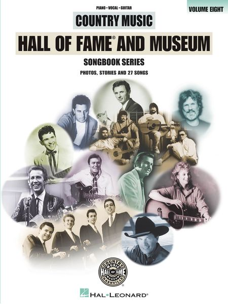 Country Music Hall Of Fame Songbook Series, Vol. 8.