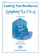 Symphony No. 7 In A - 2. Allegretto : Transcribed For Organ By Kathryn Sparks.