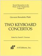 Two Keyboard Concertos.