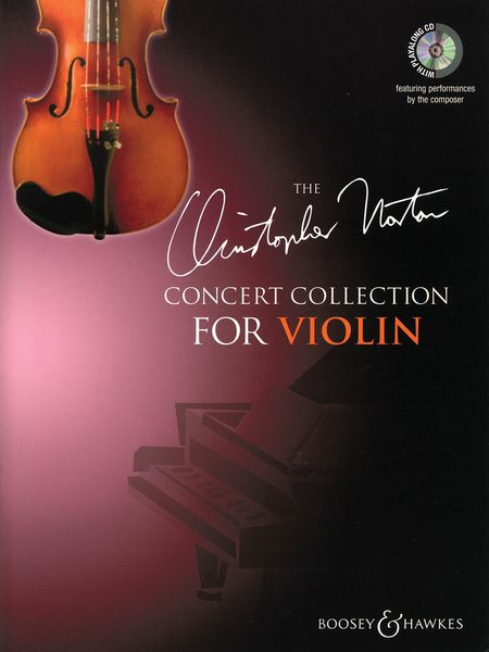 Christopher Norton Concert Collection : For Violin.