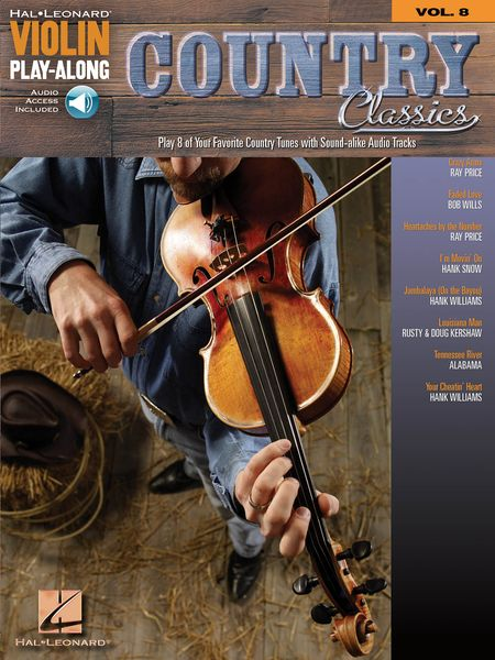 Country Classics : For Violin.