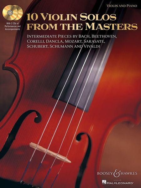 10 Violin Solos From The Masters.