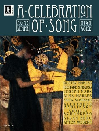 Celebration Of Song : For High Voice / Compiled By Anne Handley.